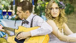 1001 Jigsaw: Home Sweet Home - Wedding Ceremony