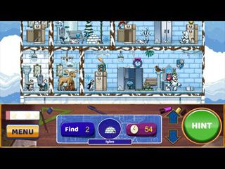 A quick-paced hidden object game spanning the universe!