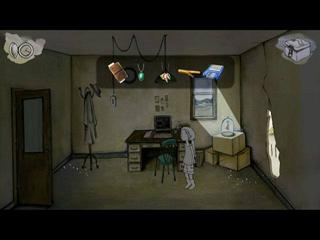 A surreal, point and click adventure game