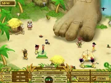 Escaping From Paradise Is Not Easy! Can You Create a Flourishing Tribe and Become the Island King?