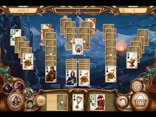 Exciting solitaire game based on the a favorite fairy tale!