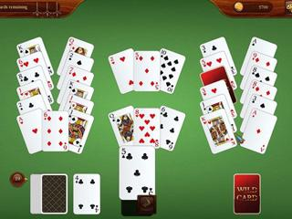 Master 80 challenging Solitaire levels in 10 differently themed worlds!