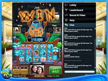 Play Online Texas Hold'em, Blackjack, Roulette and the Slot Machines for Free!