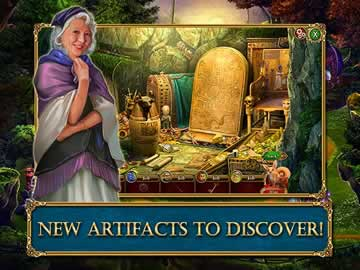 Rebuild the Ruined Floating Kingdom One Hidden Object Game at a Time