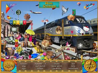 Take a journey around the world that's fun for the entire family in this Hidden Object adventure!