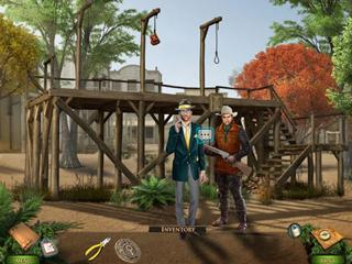 What treasure did Corwin find? Will you help your captors find the greatest treasure on earth?