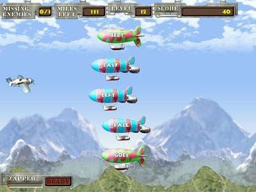 Air Typer - Typing Game