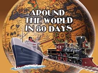 Around the World in Eighty Days: Extended Edition