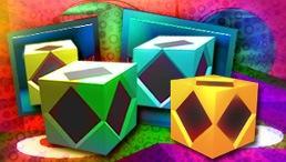 Brainteaser Cubes