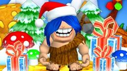 Carl the Caveman: Christmas Adventures