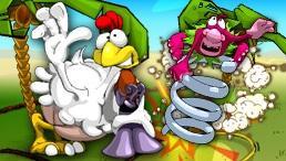 Chicken Rush