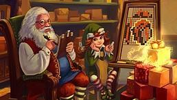 Christmas Griddlers: Journey to Santa