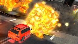 Crash Burn Racing