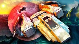 Crusaders of Space