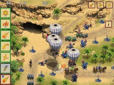 Defense of Egypt: Cleoptara Mission