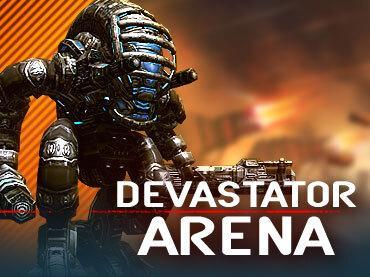 Devastator Arena
