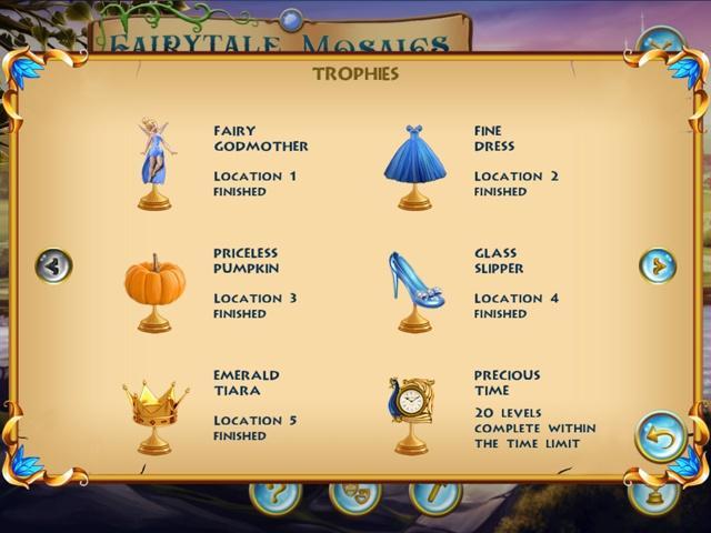 Fairytale Mosaics – Cinderella
