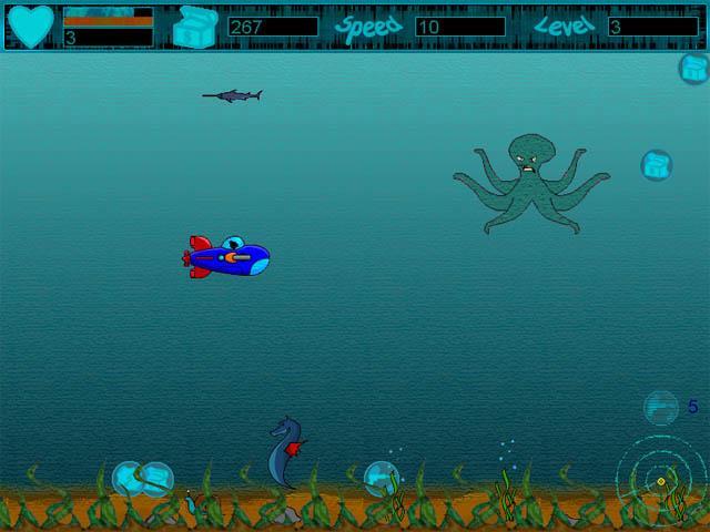 Fantasy Submarine Game