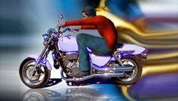 Furious Biker