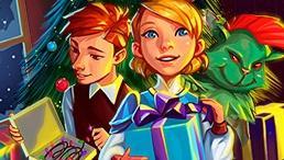 Gnome's Garden: Christmas Story