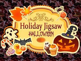 Holiday Jigsaw: Halloween