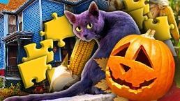 Holiday Jigsaw. Halloween