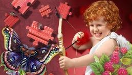 Holiday Jigsaw. Valentine's Day 2