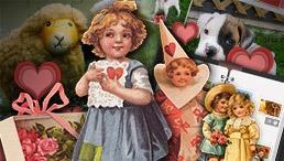 Holiday Jigsaw. Valentine's Day