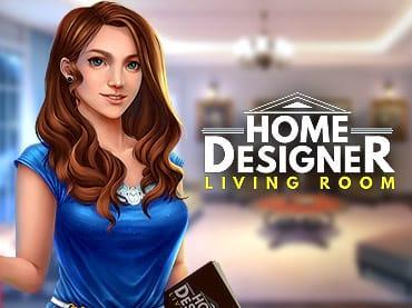 Home Designer: Living Room