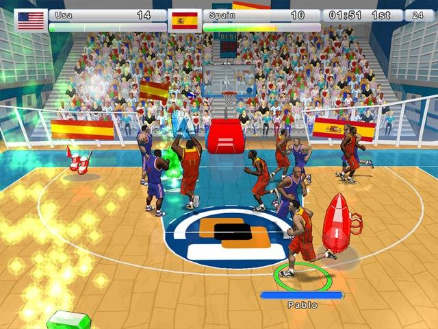 Incredi Basketball