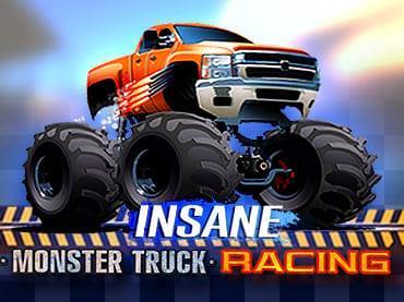 Insane Monster Truck Racing
