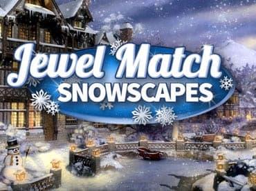 Jewel Match Snowscapes