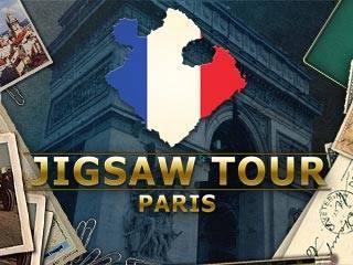 Jigsaw Tour. Paris