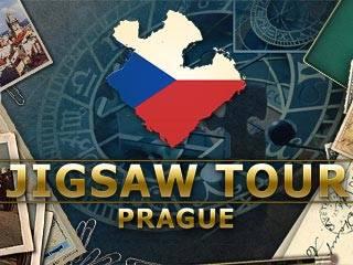 Jigsaw Tour. Prague