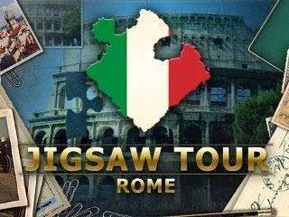 Jigsaw Tour. Rome