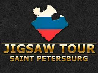 Jigsaw Tour. Saint Petersburg