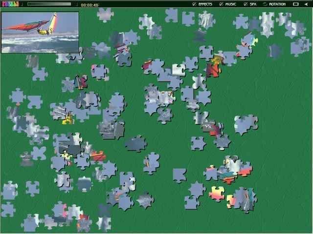 Jigsaw Winner