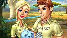 Katy And Bob: Safari Cafe - Collector's Edition