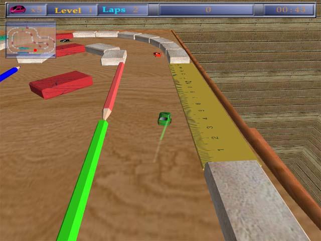 Mini-Cars Racing