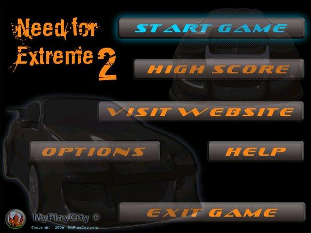 Need For Extreme 2