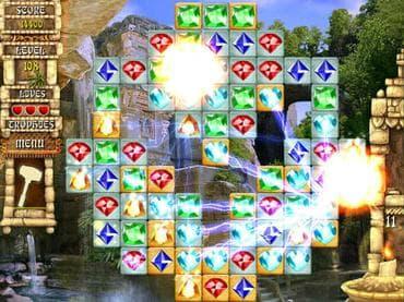Pantheon - Indian Puzzle