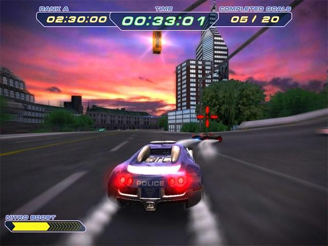 Police Supercars Racing