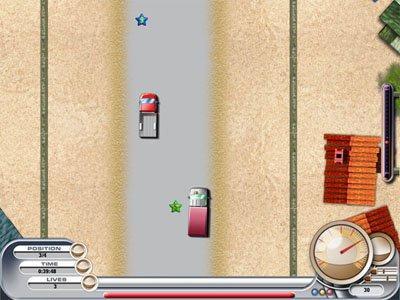 Racing Trucker