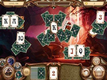 Snow White Solitaire: Legacy of Dwarves - Download Free