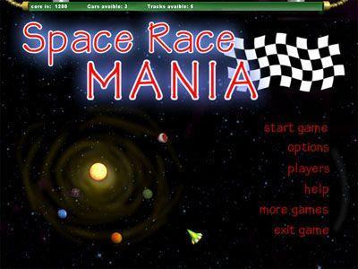 Space Race Mania