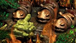 Tank Vs Worms