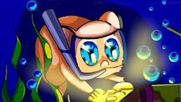 Treasure Frogman