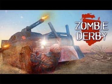 Zombie Derby. Ride to Survive!
